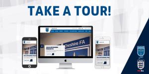 New Cheshire FA Website